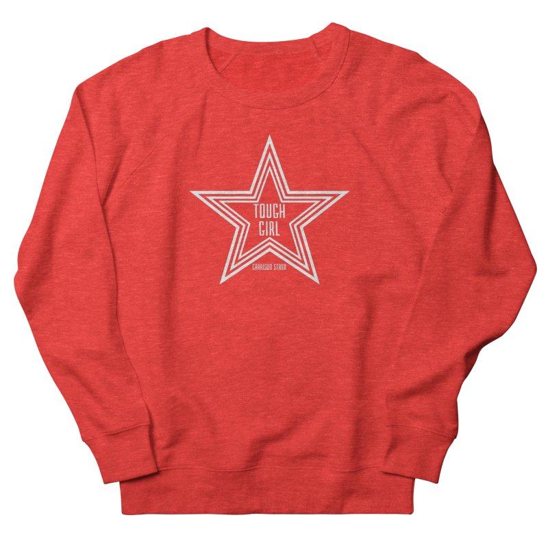Tough Girl Star - Light Gray Women's Sweatshirt by Garrison Starr's Artist Shop