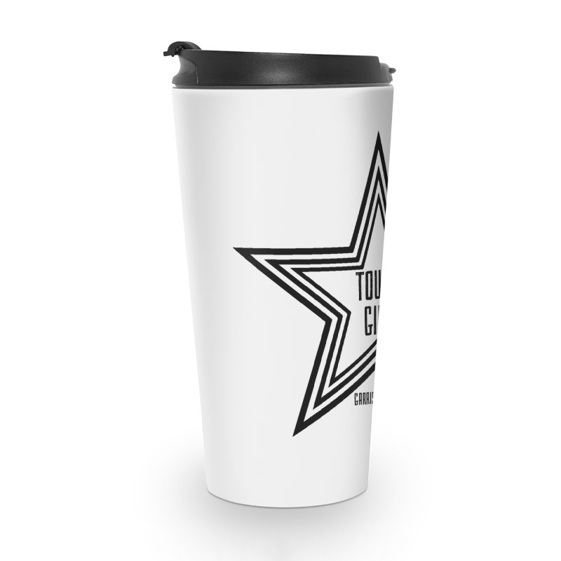Tough Girl Star - Black Accessories Travel Mug by Garrison Starr's Artist Shop