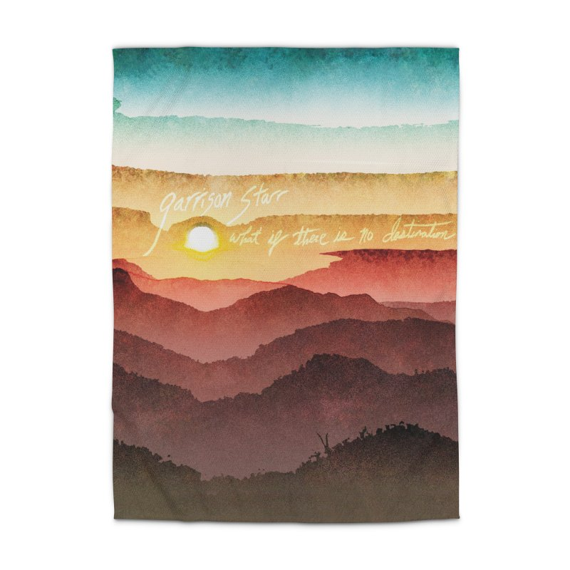 What If There Is No Destination Home Rug by Garrison Starr's Artist Shop
