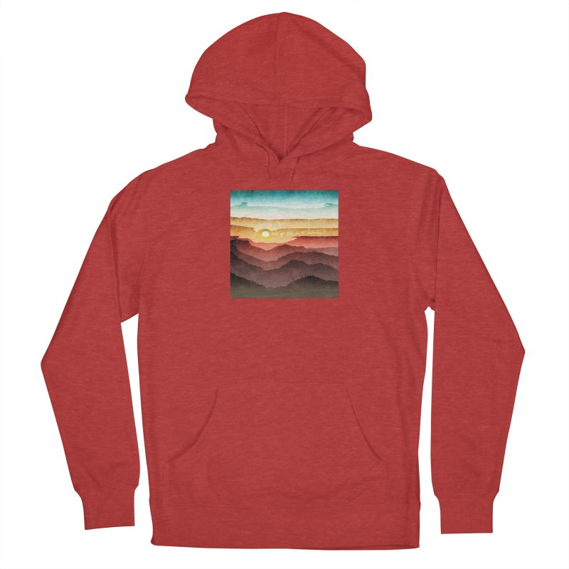 What If There Is No Destination Men's Pullover Hoody by Garrison Starr's Artist Shop