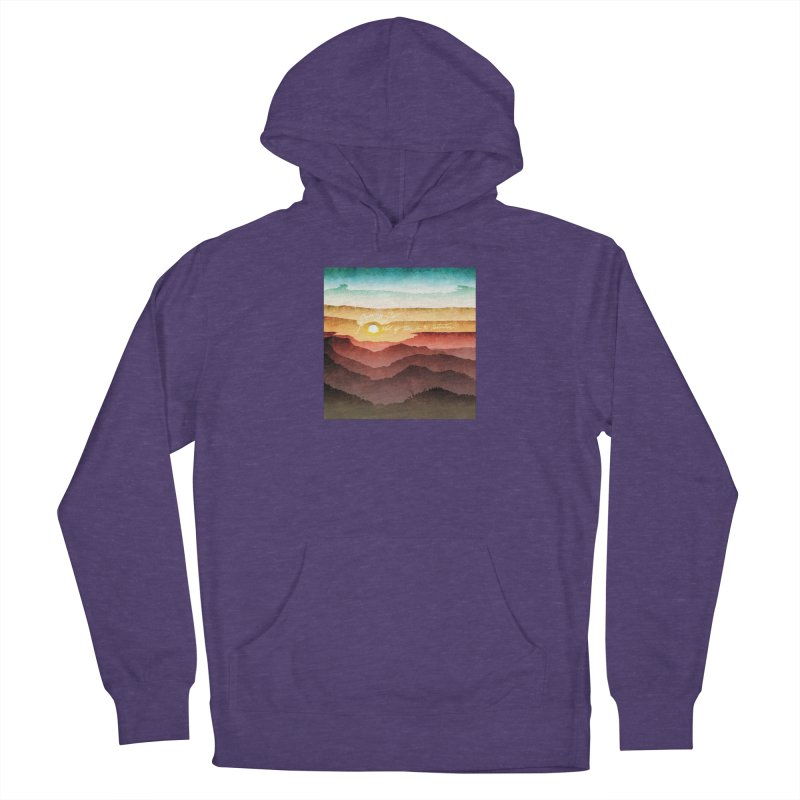 What If There Is No Destination Women's French Terry Pullover Hoody by Garrison Starr's Artist Shop