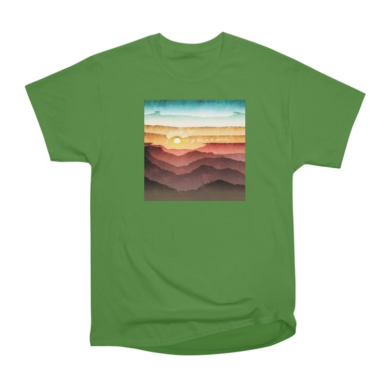 What If There Is No Destination Women's Classic Unisex T-Shirt by Garrison Starr's Artist Shop