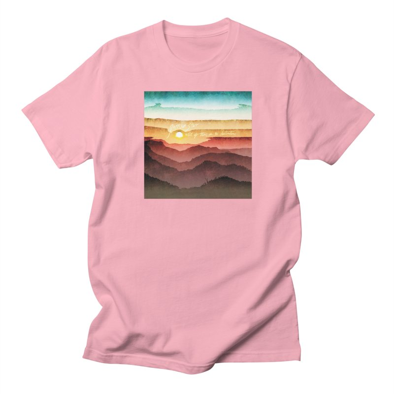 What If There Is No Destination Women's Unisex T-Shirt by Garrison Starr's Artist Shop