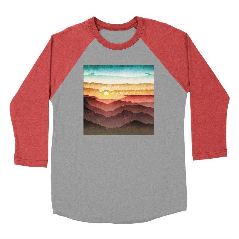 What If There Is No Destination Women's Baseball Triblend Longsleeve T-Shirt by Garrison Starr's Artist Shop