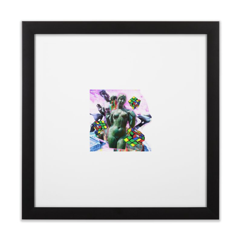 V€NUS Home Framed Fine Art Print by garyindigo's Artist Shop