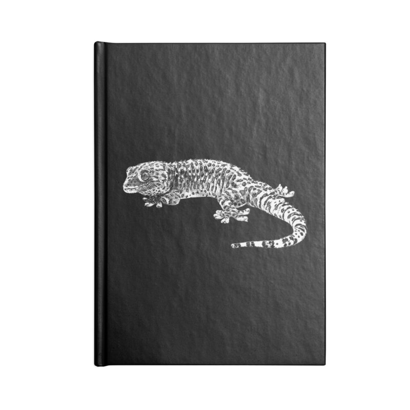 Tokay Gecko Accessories Notebook by Gary Mc Alea Photography's Artist Shop
