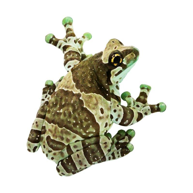 Amazon Milk Frog Accessories Notebook by Gary Mc Alea Photography's Artist Shop