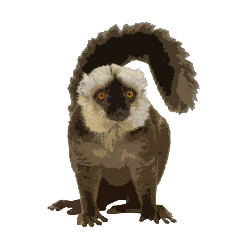 Lemur Men's Longsleeve T-Shirt by Gary Mc Alea Photography's Artist Shop