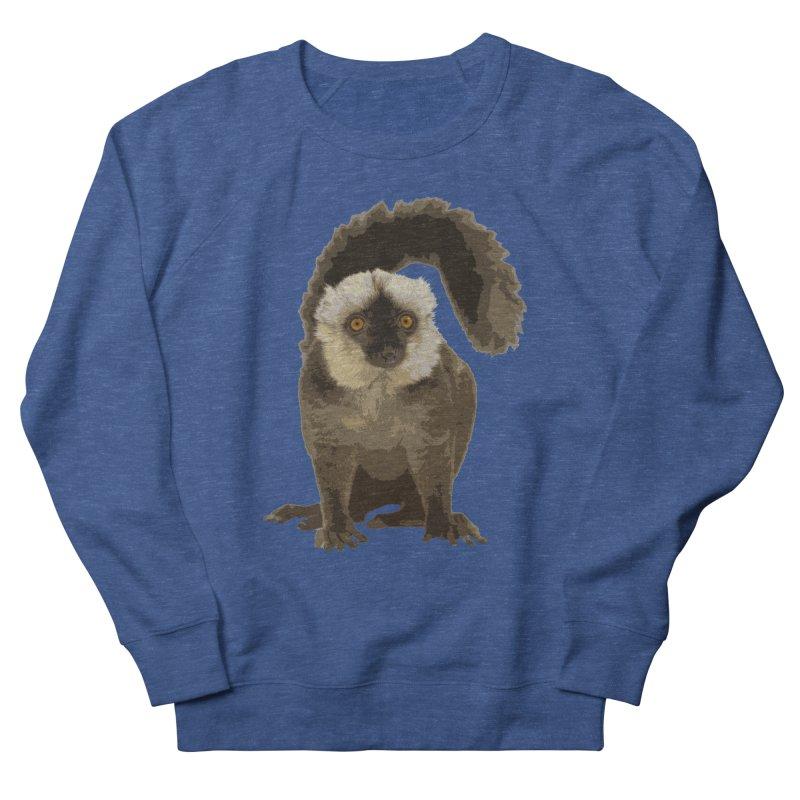 Lemur Men's Sweatshirt by Gary Mc Alea Photography's Artist Shop