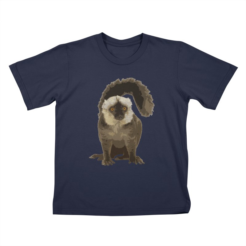 Lemur Kids T-Shirt by Gary Mc Alea Photography's Artist Shop