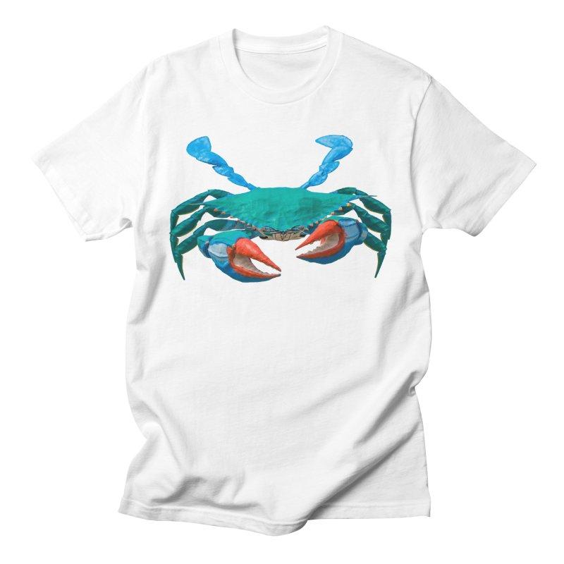 Rockport Crab Men's T-Shirt by Gary Mc Alea Photography's Artist Shop
