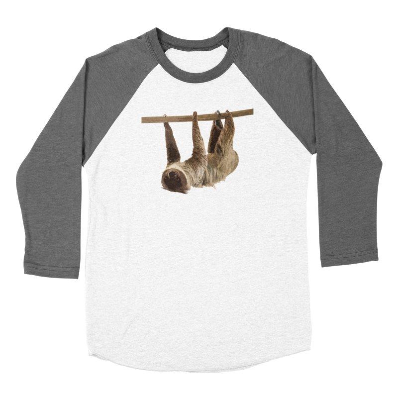 Hangin' With Sloth Women's Longsleeve T-Shirt by Gary Mc Alea Photography's Artist Shop