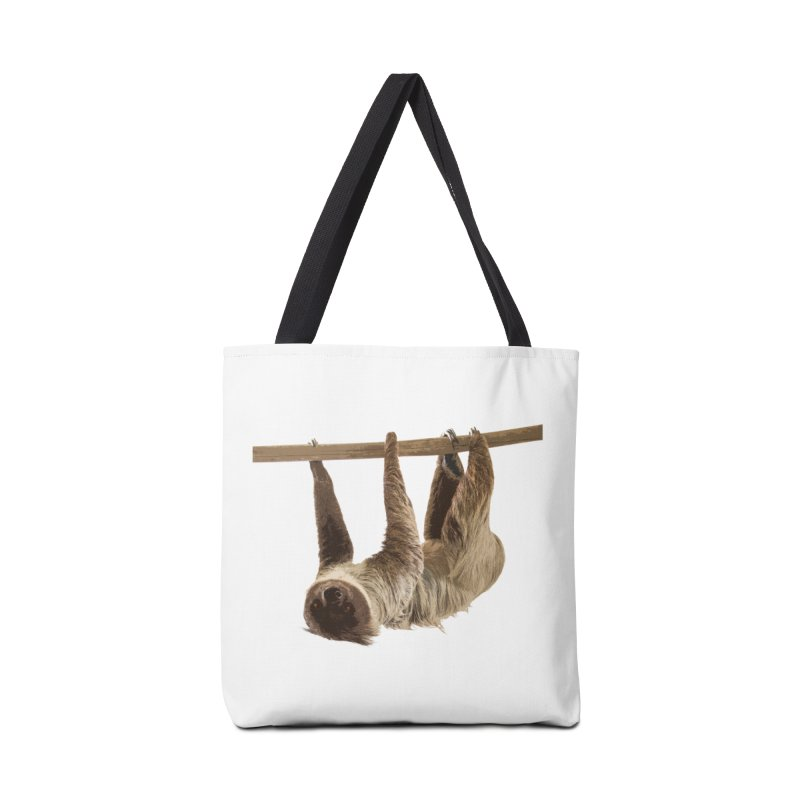 Hangin' With Sloth Accessories Bag by Gary Mc Alea Photography's Artist Shop