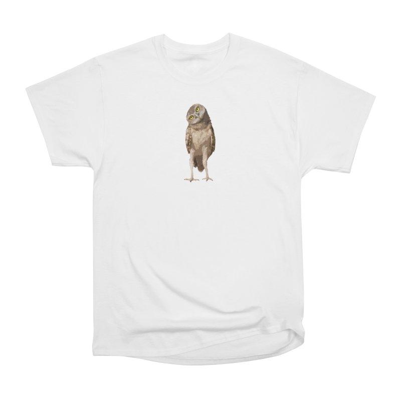 Burrowing Owl Women's T-Shirt by Gary Mc Alea Photography's Artist Shop