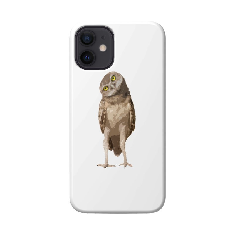 Burrowing Owl Accessories Phone Case by Gary Mc Alea Photography's Artist Shop