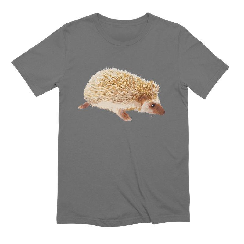 Hedgehog Men's T-Shirt by Gary Mc Alea Photography's Artist Shop