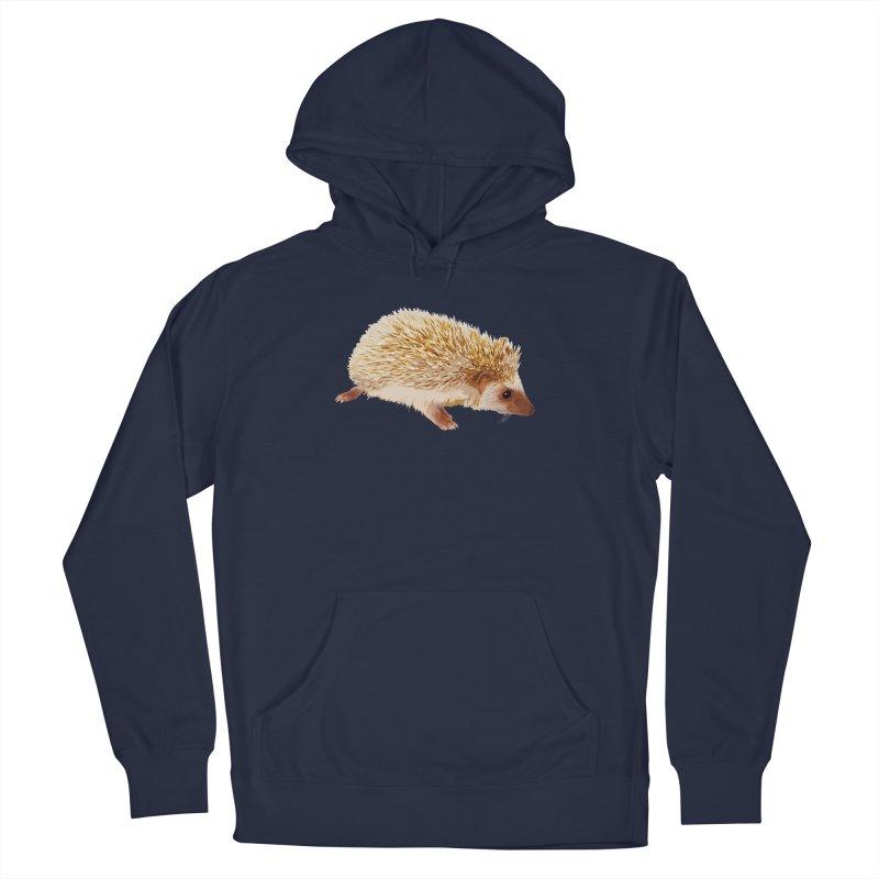 Hedgehog Men's Pullover Hoody by Gary Mc Alea Photography's Artist Shop