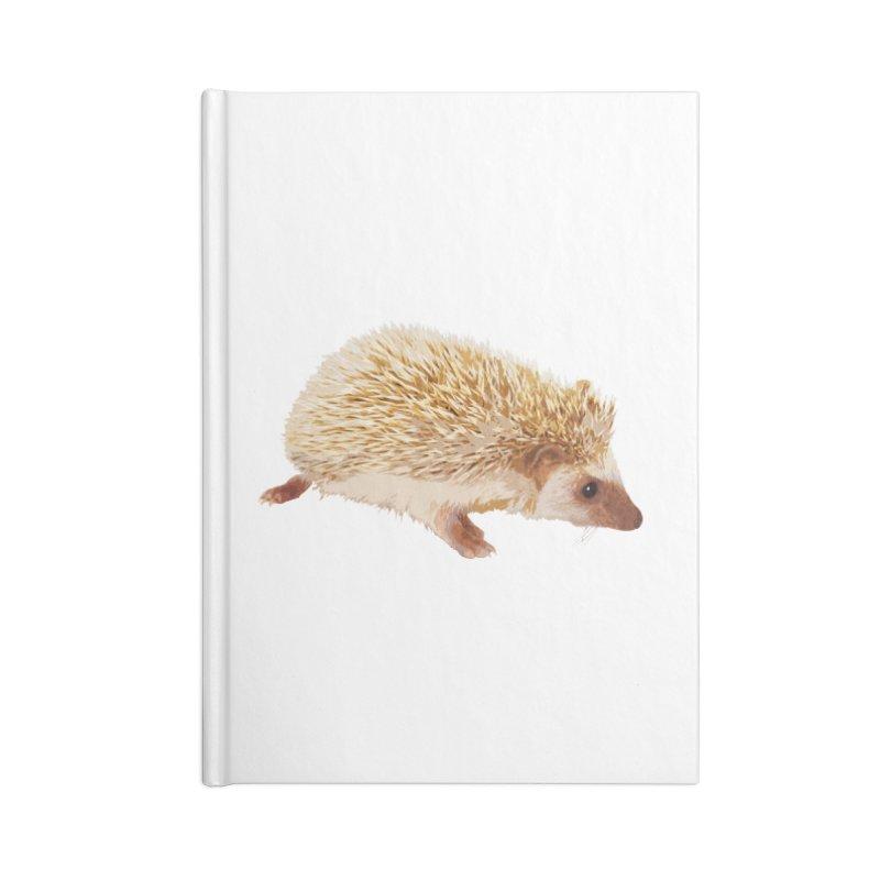 Hedgehog Accessories Notebook by Gary Mc Alea Photography's Artist Shop