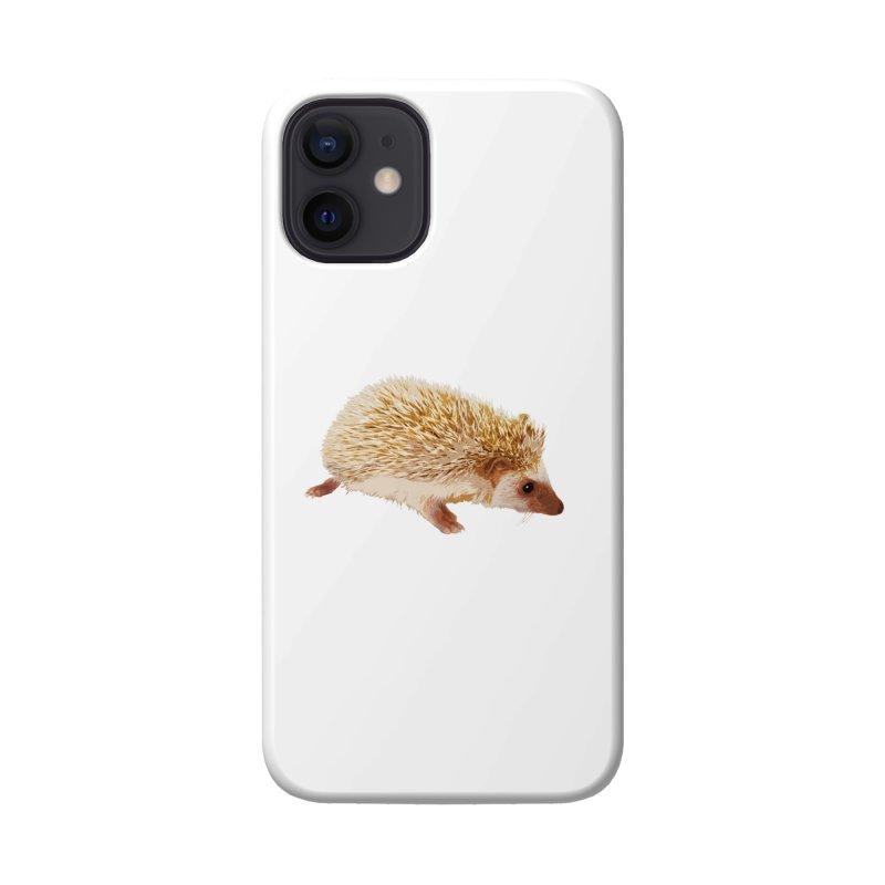 Hedgehog Accessories Phone Case by Gary Mc Alea Photography's Artist Shop