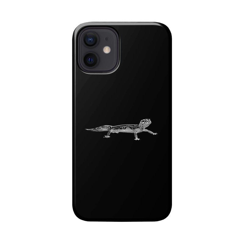 Leopard Gecko Accessories Phone Case by Gary Mc Alea Photography's Artist Shop