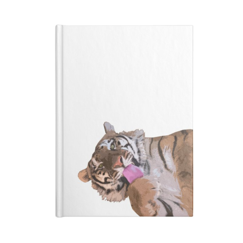 Tiger Accessories Notebook by Gary Mc Alea Photography's Artist Shop