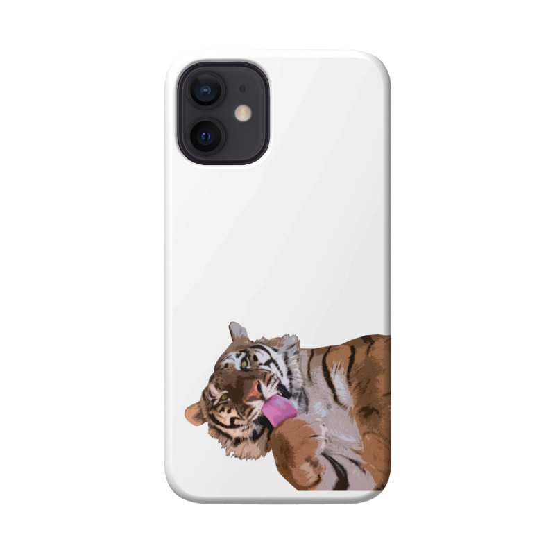Tiger Accessories Phone Case by Gary Mc Alea Photography's Artist Shop