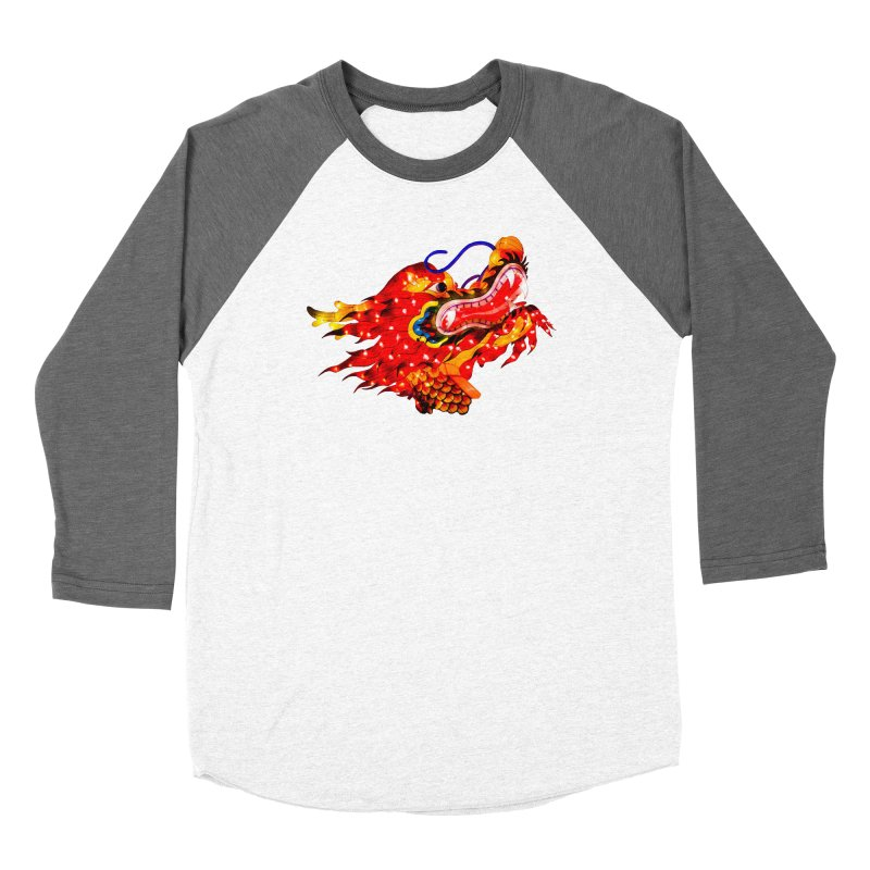 Dragon Head Women's Longsleeve T-Shirt by Gary Mc Alea Photography's Artist Shop