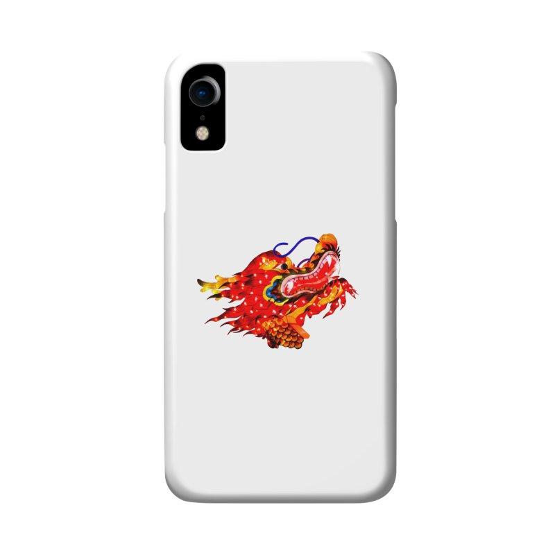 Dragon Head Accessories Phone Case by Gary Mc Alea Photography's Artist Shop