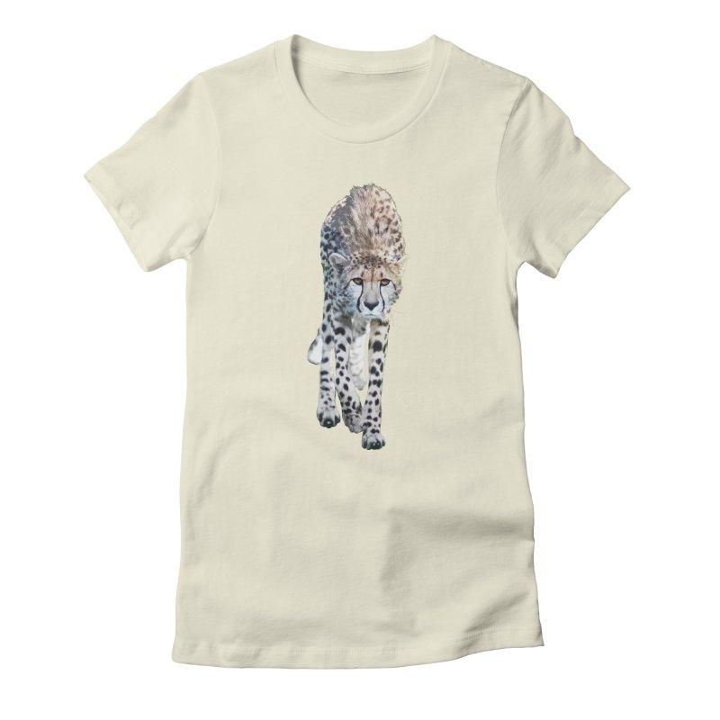 Cheetah Women's T-Shirt by Gary Mc Alea Photography's Artist Shop