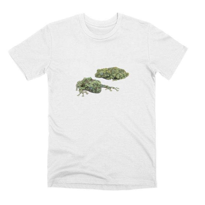 Mossy Frogs Men's T-Shirt by Gary Mc Alea Photography's Artist Shop