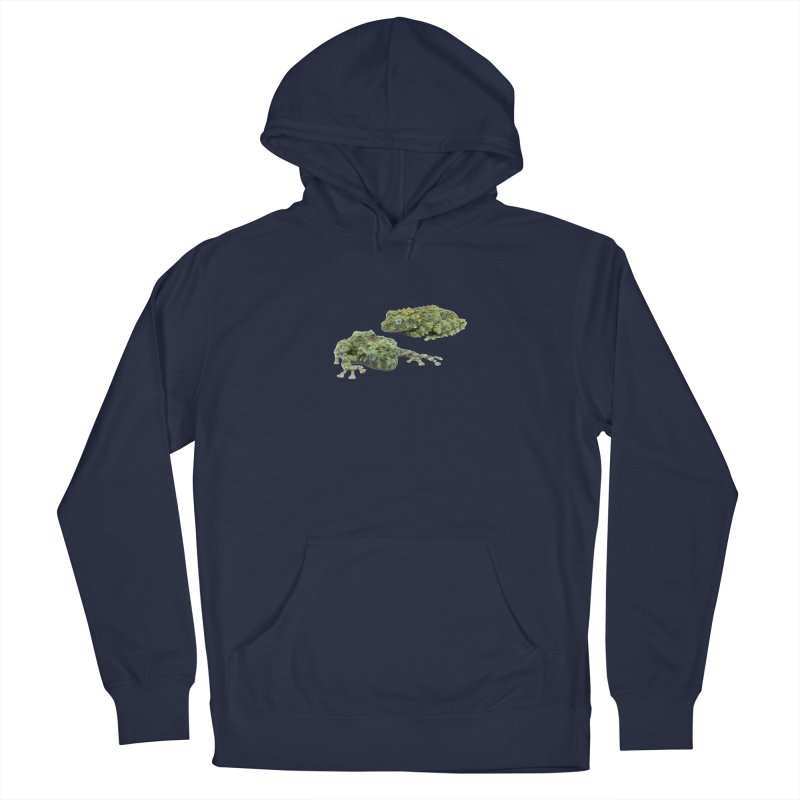 Mossy Frogs Men's Pullover Hoody by Gary Mc Alea Photography's Artist Shop
