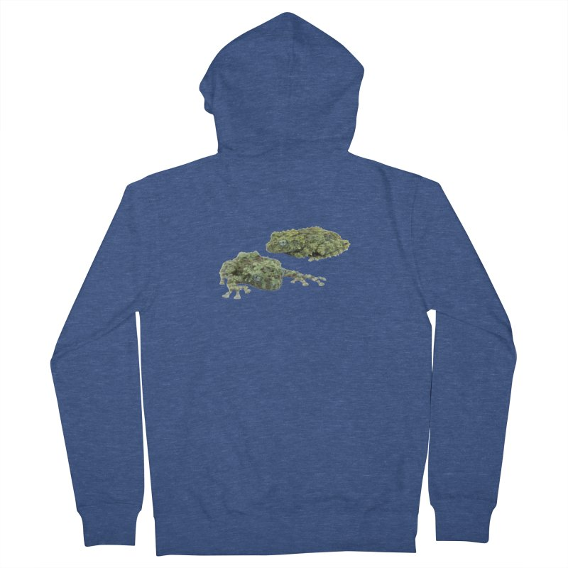 Mossy Frogs Men's Zip-Up Hoody by Gary Mc Alea Photography's Artist Shop