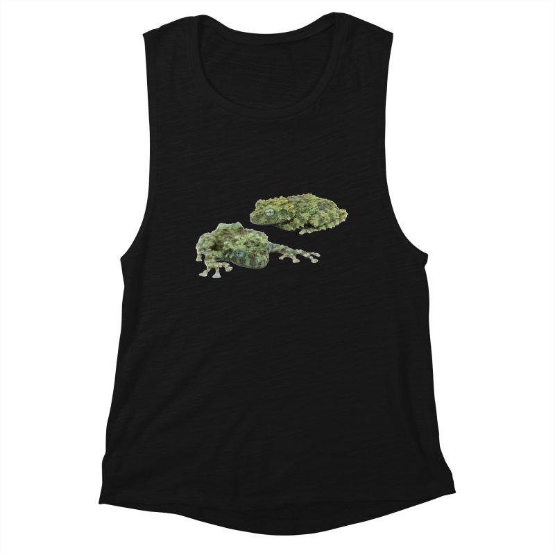 Mossy Frogs Women's Tank by Gary Mc Alea Photography's Artist Shop