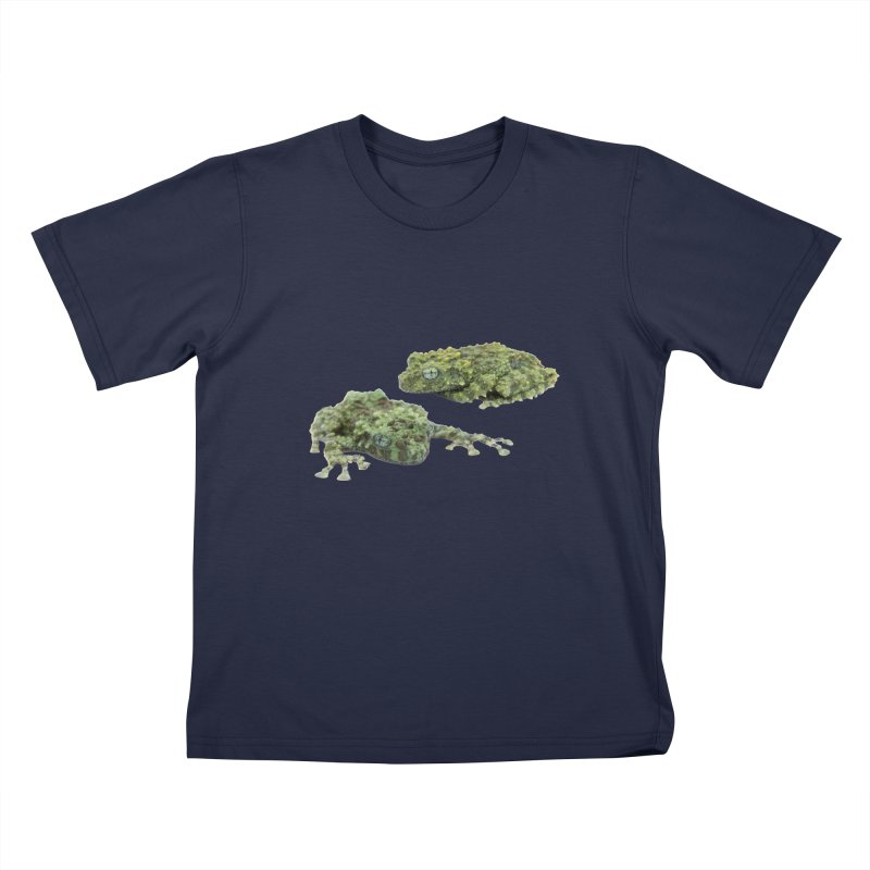 Mossy Frogs Kids T-Shirt by Gary Mc Alea Photography's Artist Shop
