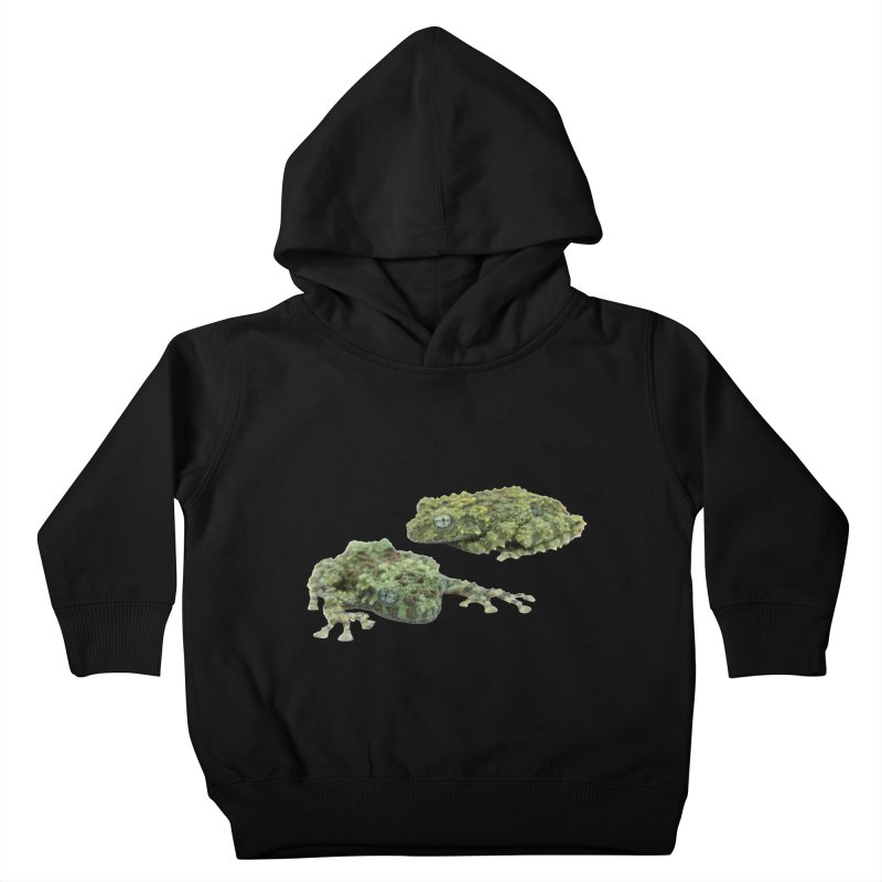 Mossy Frogs Kids Toddler Pullover Hoody by Gary Mc Alea Photography's Artist Shop