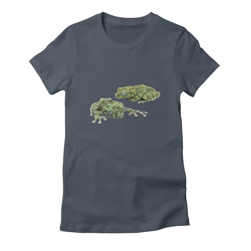 Mossy Frogs Women's T-Shirt by Gary Mc Alea Photography's Artist Shop