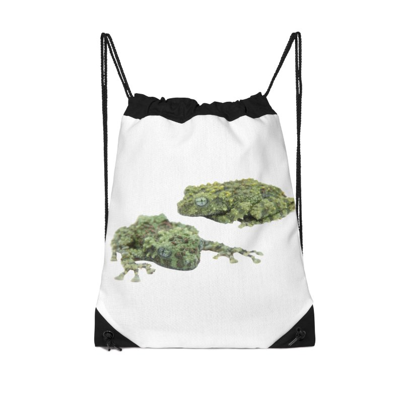 Mossy Frogs Accessories Bag by Gary Mc Alea Photography's Artist Shop