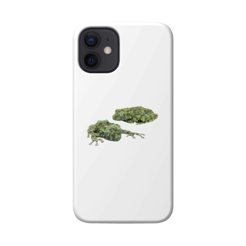 Mossy Frogs Accessories Phone Case by Gary Mc Alea Photography's Artist Shop