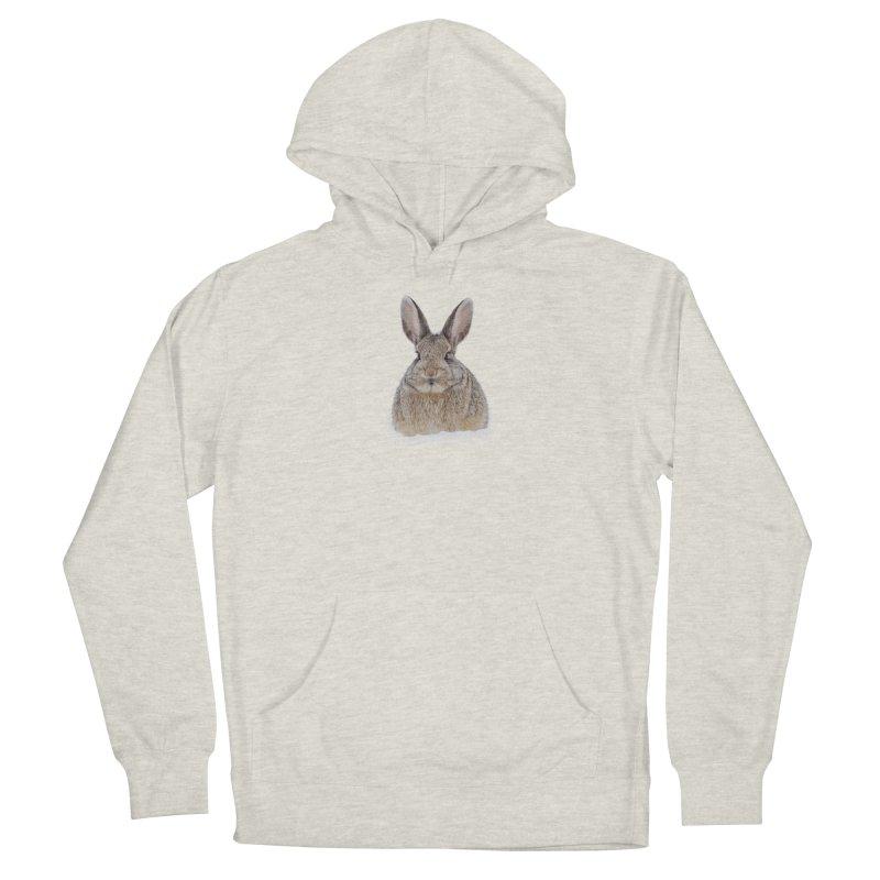 Snow Bunny Men's Pullover Hoody by Gary Mc Alea Photography's Artist Shop