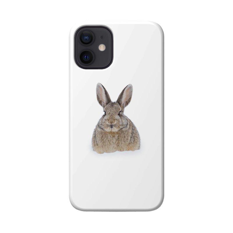 Snow Bunny Accessories Phone Case by Gary Mc Alea Photography's Artist Shop