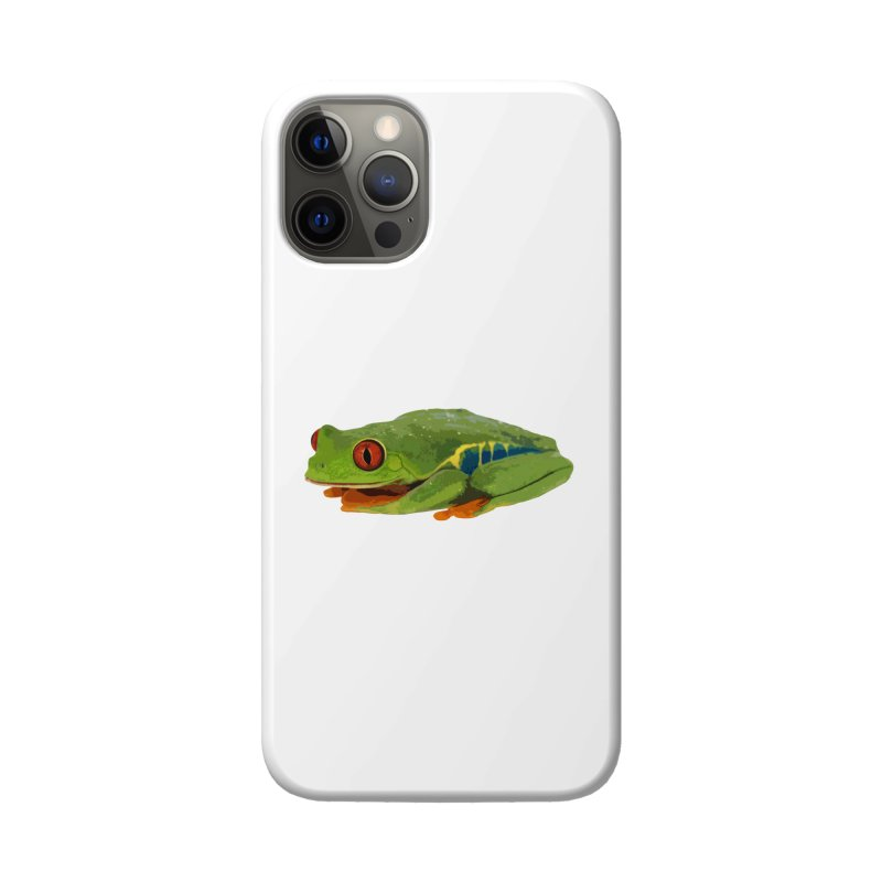 Red-Eyed Tree Frog Accessories Phone Case by Gary Mc Alea Photography's Artist Shop
