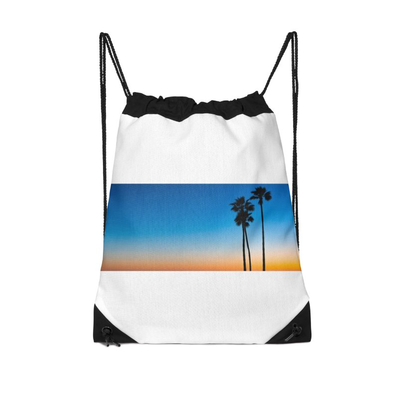 Sunset on the Island Accessories Bag by Gary Mc Alea Photography's Artist Shop