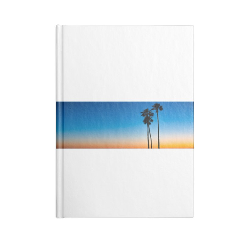 Sunset on the Island Accessories Notebook by Gary Mc Alea Photography's Artist Shop