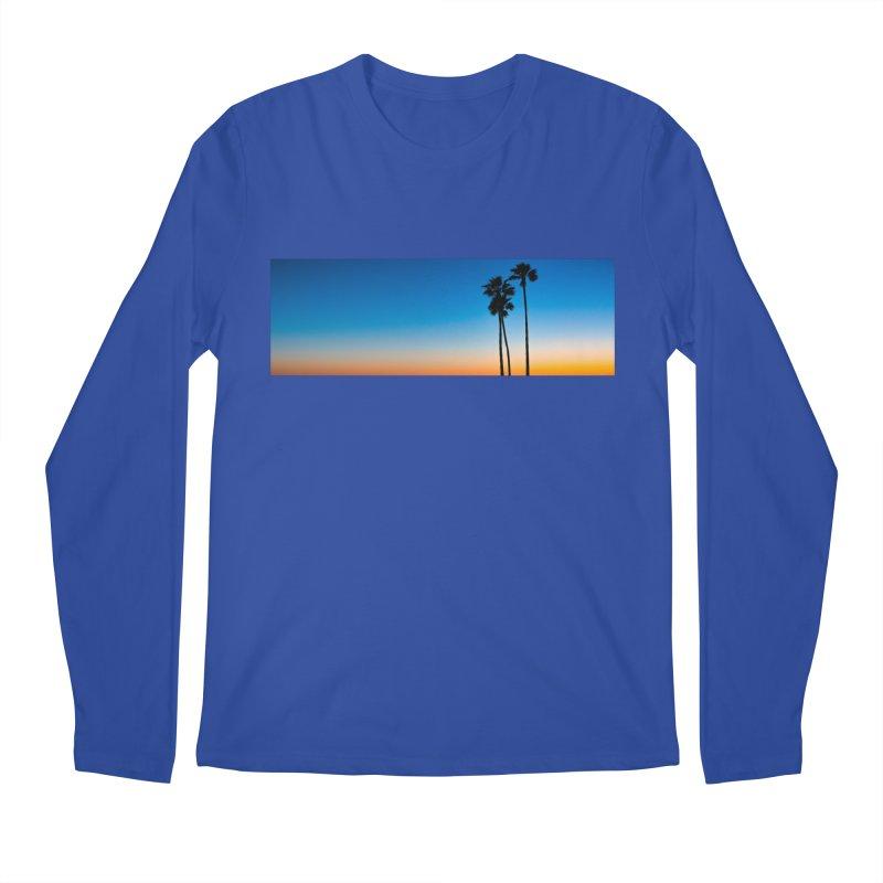 Sunset on the Island Men's Longsleeve T-Shirt by Gary Mc Alea Photography's Artist Shop
