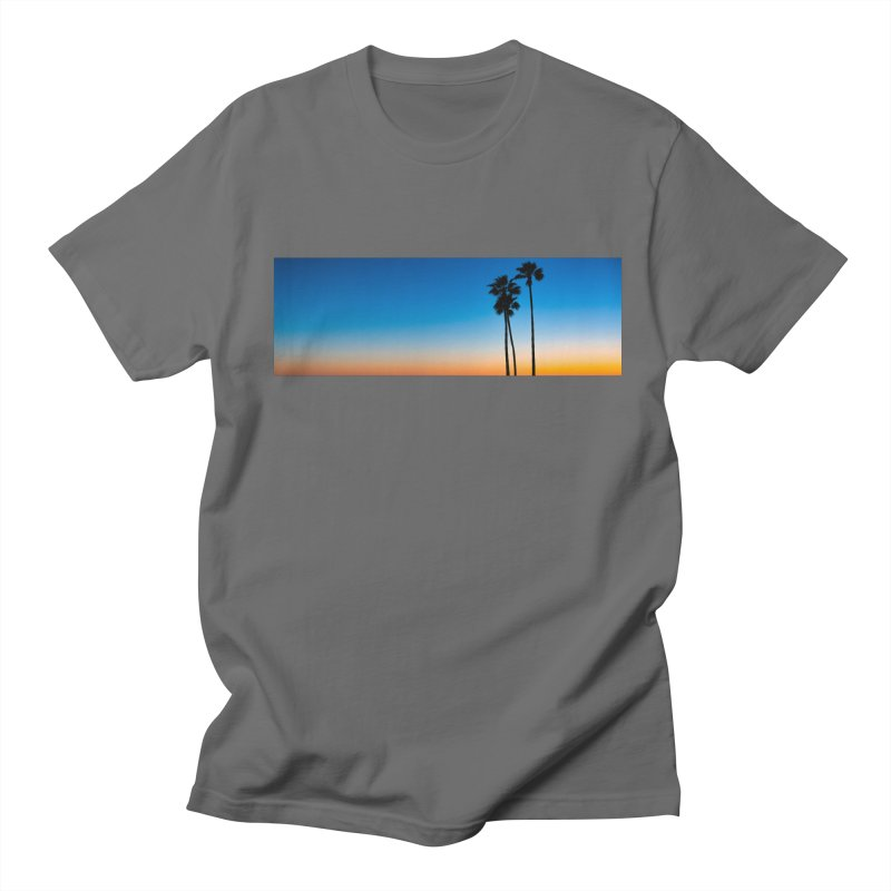 Sunset on the Island Men's T-Shirt by Gary Mc Alea Photography's Artist Shop