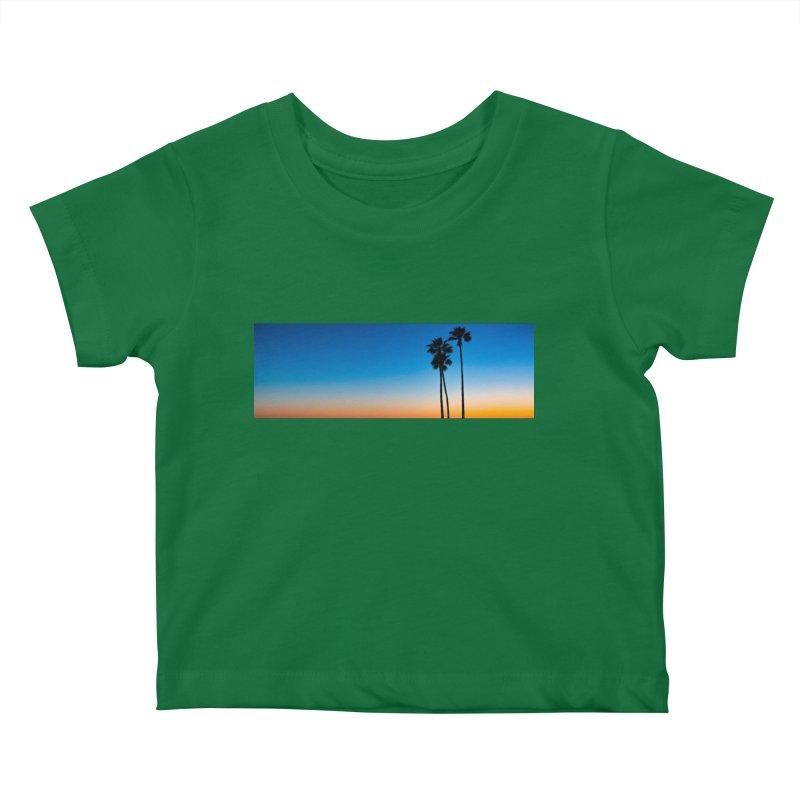 Sunset on the Island Kids Baby T-Shirt by Gary Mc Alea Photography's Artist Shop