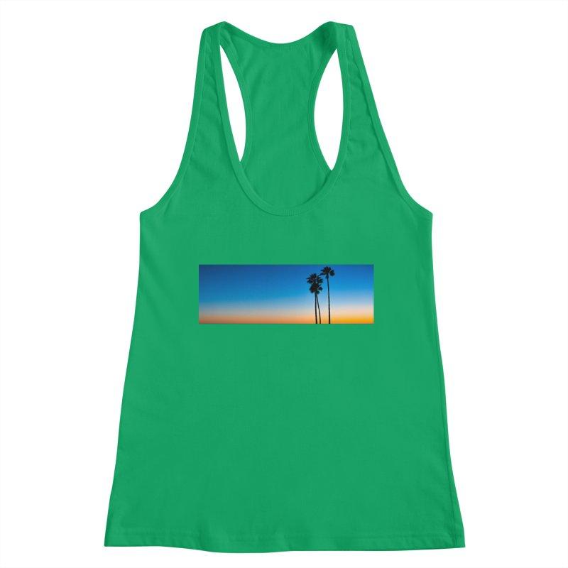 Sunset on the Island Women's Tank by Gary Mc Alea Photography's Artist Shop