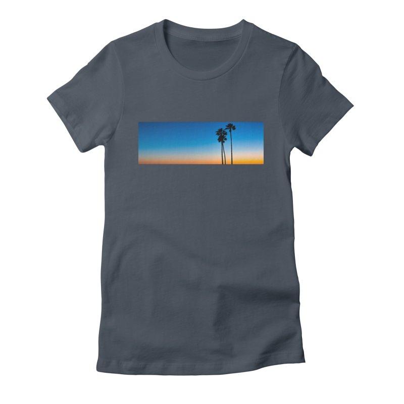 Sunset on the Island Women's T-Shirt by Gary Mc Alea Photography's Artist Shop
