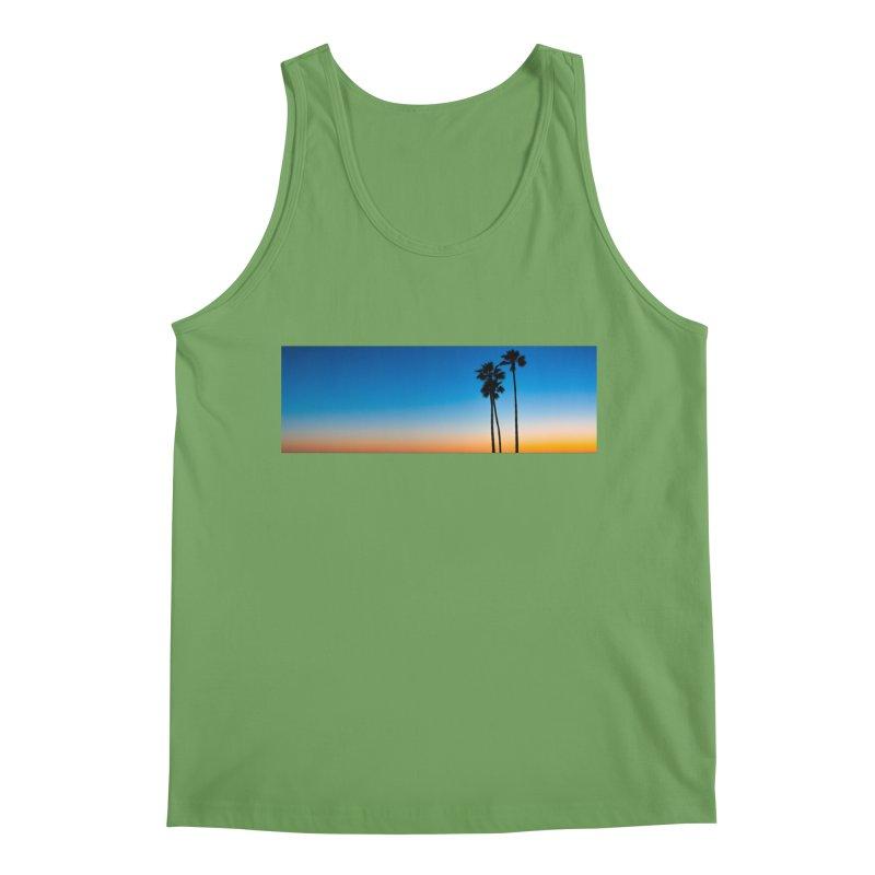 Sunset on the Island Men's Tank by Gary Mc Alea Photography's Artist Shop