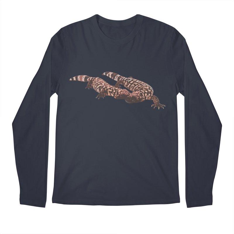 Gila Monsters Men's Longsleeve T-Shirt by Gary Mc Alea Photography's Artist Shop
